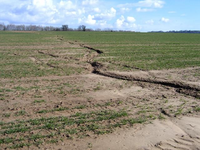 Soil Erosion Example 2